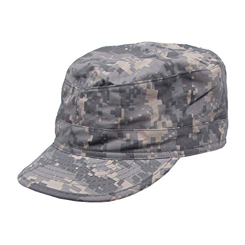 MFH - Casquette militaire camouflage Digital AT - XXL