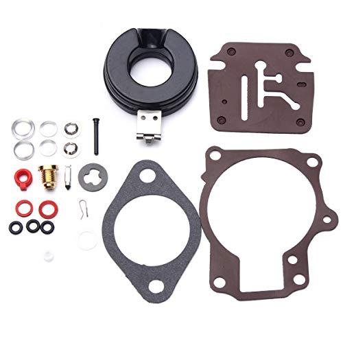 RENCALO Reparación de carburador carburador para Johnson/Ev