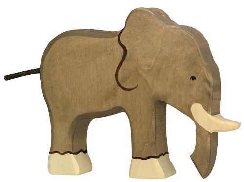 Holztiger Elefant, 80147