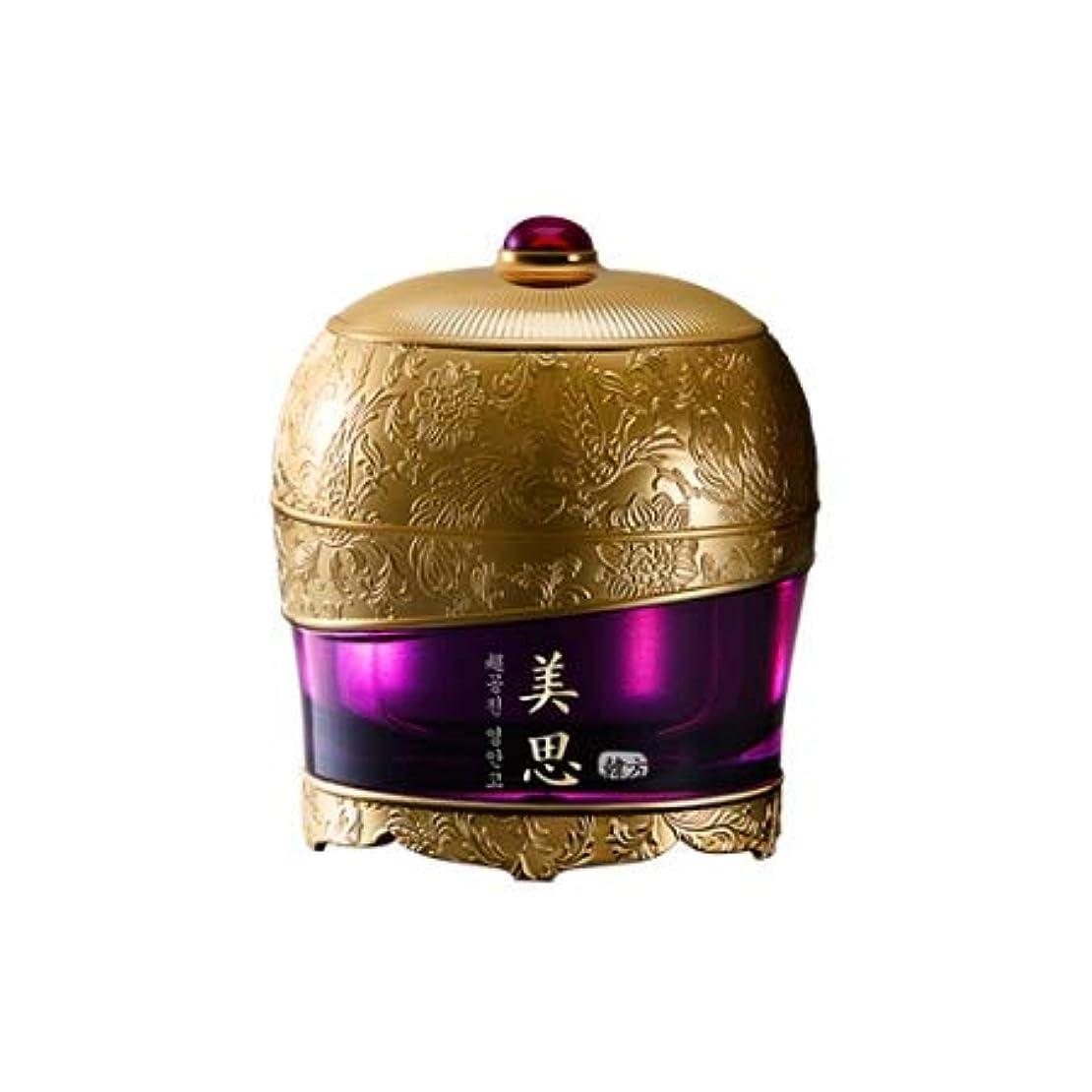 使用法瞑想ムスタチオMISSHA Chogongjin Premium cream ミシャ美思超拱辰(チョゴンジン) 永安膏 クリーム クリーム 60ml [並行輸入品]