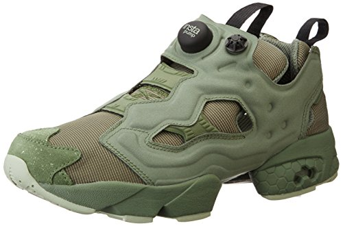 Reebok Pump Instapump Fury MTP Herren Running Trainers Sneakers (UK 6 US 7 EU 39, Hunter Green Grey Teal BD1501)