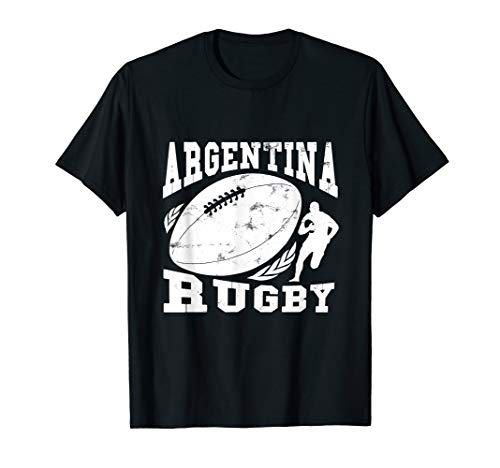 Argentina Rugby Fan T-Shirt