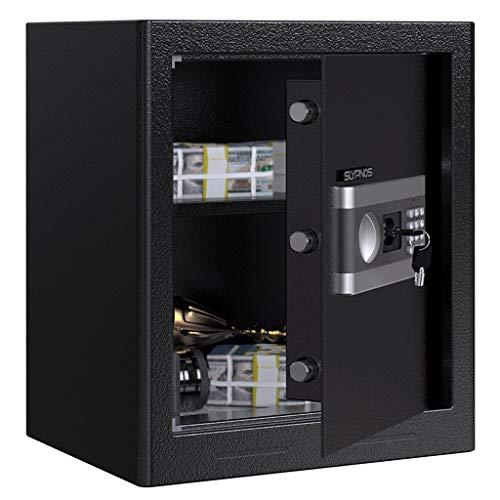 Digital Security Safe Box, SLYPNOS Large Lock Box - 1.53 Cubic Feet