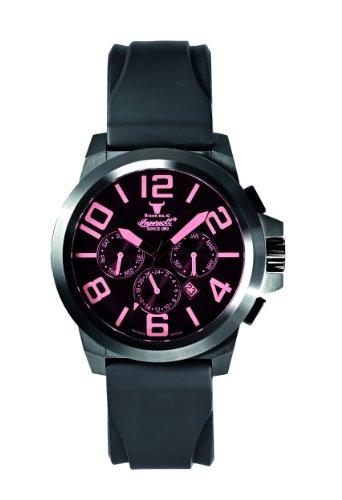 Ingersoll Men's IN4107BBPU Bison No. 42 Fine Automatic Timepiece Purple Crystal Watch