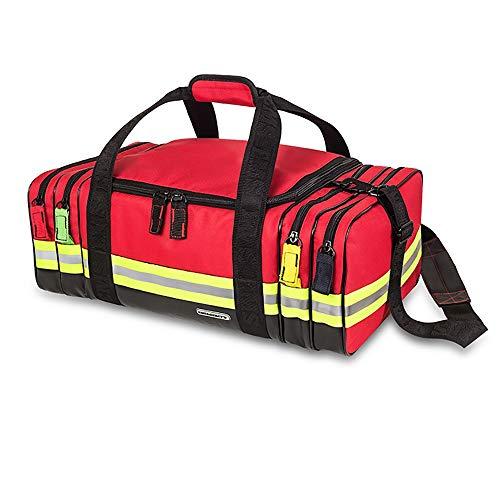 Elite Bags, EMS, Bolsa de emergencias SVB, Resistente, Roja