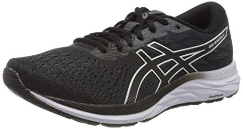 ASICS Herren Gel-excite 7 Running Shoe, black/white, 42...