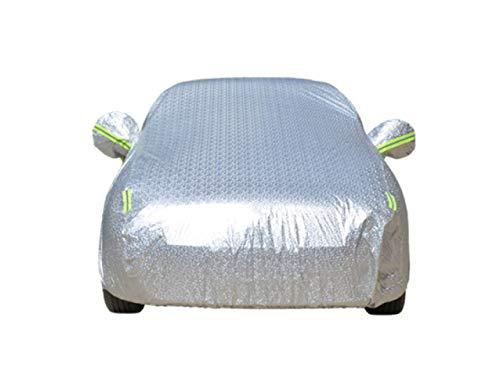Wasserdichte Auto-Abdeckungen Verdickten Alles Wetter Mit Diebstahlsicherem Sun-UVregenschutz Für Automobile Innenaußen,B-Tiguana