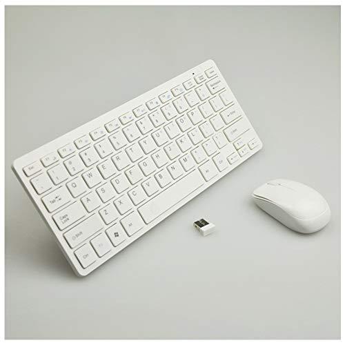 Mini-Wireless-Maus und -Tastatur-Set Bluetooth-Maus und -Tastatur