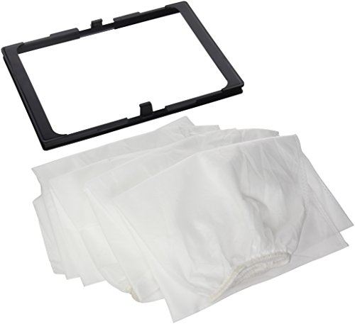 Why Should You Buy SmartPool Disposable Filter Bag for Scrubber Series Cleaners (Package of 5)