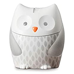Skip Hop Moonlight Nightlight Soother Owl