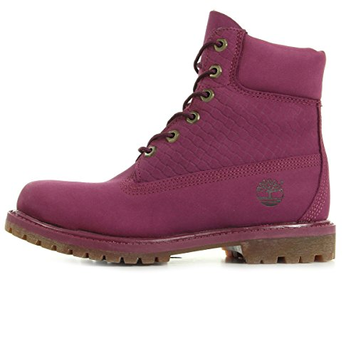Timberland Damen Icon 6 inch Premium Boots Farbe: Lila (A13HA); Größe: EUR 37.5   US 6.5   UK 4.5