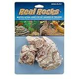 Penn-Plax RLRS6 Rosy Cloud Rock Skin Pack