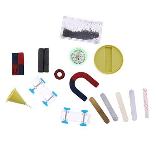 Blesiya Kinder Labor Übung Experiment Physik Magnet Kit