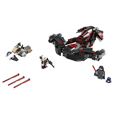 Lego – Star Wars – 75145 – Eclipse Fighter