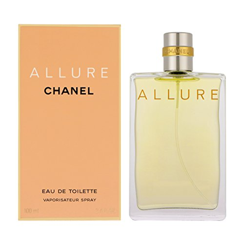 CHANEL ALLURE edt vapo 100 ml 100 g