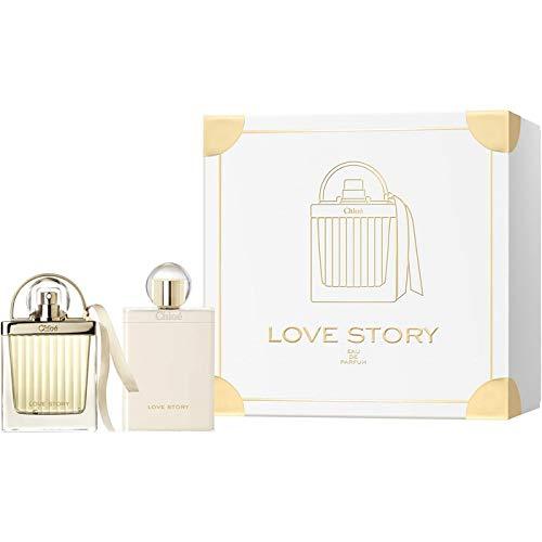 Chloé Love Story Duftset (Eau de Parfum, Bodylotion)
