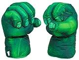 Costume de super-héros de fête Hulk Spiderman mains gants gants de boxe pour enfants enfants jouets drôles gant 2 pièces / 1 paire