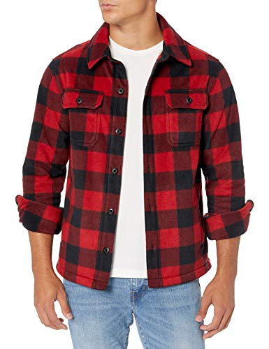 Red Jackets for Men's