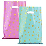 48 Pack Party Favor Bags Cute Goodie Bags for Kids Birthday, Baby Shower