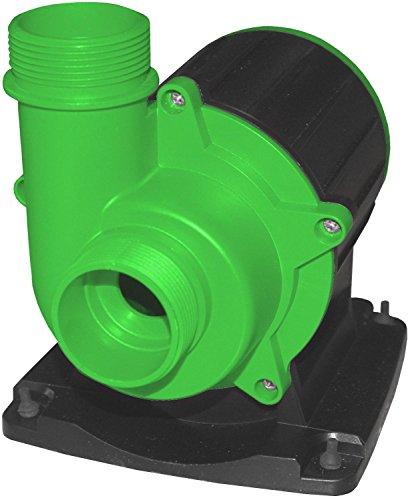 Aqua Tech Green Eco+ 6500 Stromsparende Teichpumpe Filterpumpe Pumpe 6.500 l/h