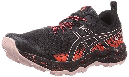 ASICS Damen 1012A599-021-9M Running Shoe, Gris Foncé Noir, 41.5 EU