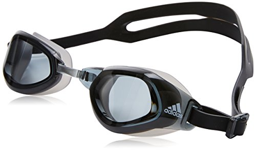 adidas Persistar Fit Schwimmbrille, Smoke Lenses/Black/White, M