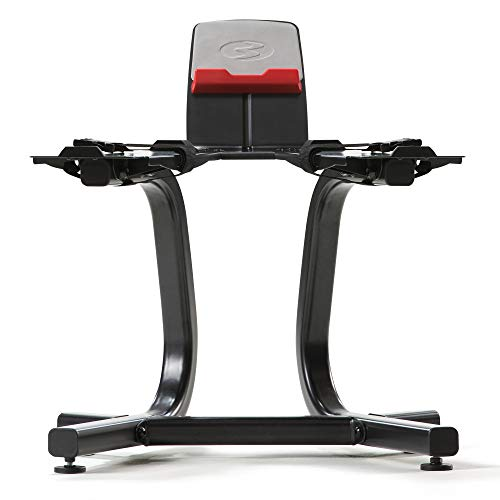 Our #3 Pick is the Bowflex SelectTech Dumbbell Rack