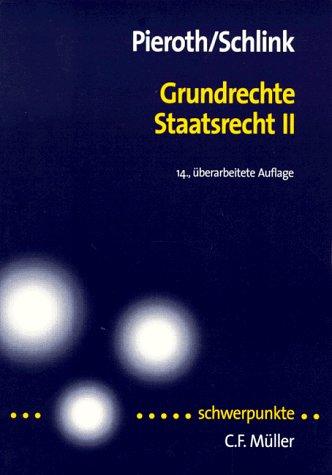Grundrechte Staatsrecht 2の詳細を見る