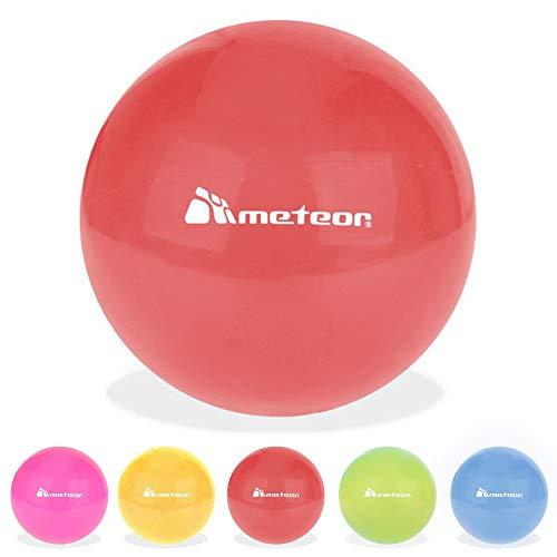 meteor Rubber Ball 20 cm Übungs-Fitness-Spielzeug Universal Joy Ball 5 Farben