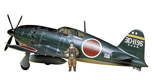 Tamiya - 61018 - Maquette - Mitsubishi J2M3 Raiden - Echelle 1:48