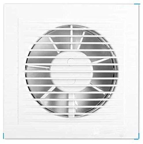 Extractor De Aire, Extractor Cocina Ventilador de escape del baño, ventilador de ventanas ventilador de escape ventilador ventilador de ventilación de vidrio de 6 pulgadas tipo cocina cocina baño sile