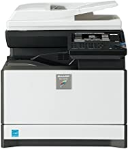 Brand New Sharp MX-C301W Desktop Color Multifunction Workgroup Printer - 30 PPM Copy, Print, Scan, Fax, AirPrint, PCL 6, Adobe PostScript 3 Printing Sytem