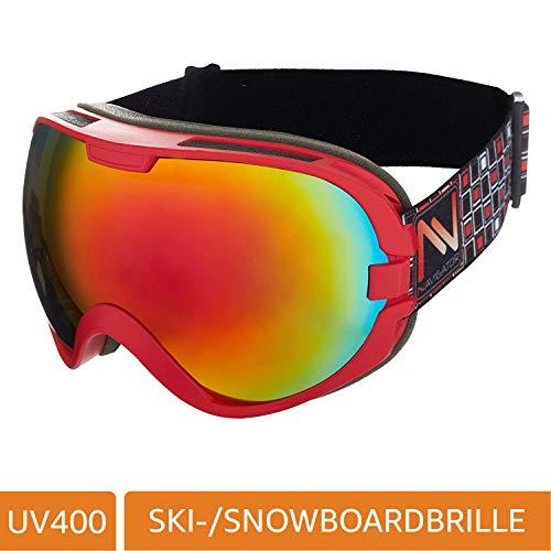 NAVIGATOR OMEGA skibril snowboardbril, unisex/maat, diverse kleuren