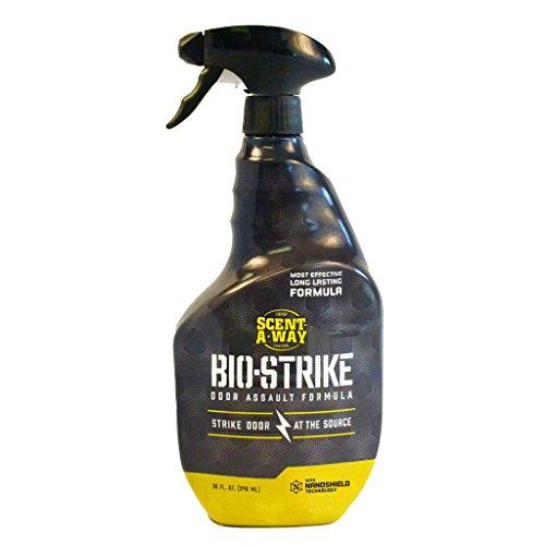 Best Deals! Scent Elimination Scent-A-Way BioStrike Spray