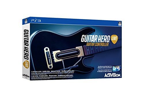 Activision - Guitarra Guitar Hero Live (PlayStation 3)