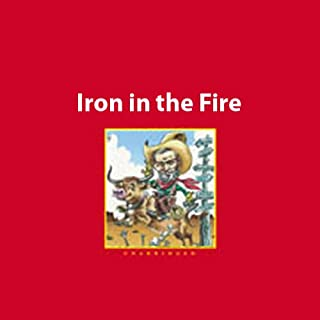 Irons in the Fire audiobook cover art
