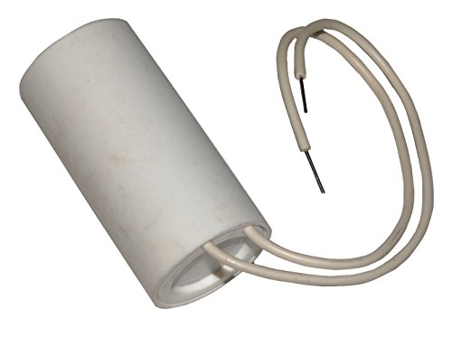 Aerzetix C10356 startcondensator voor motorwerkzaamheden, 2,2 μF 475 V, met kabel 10 cm