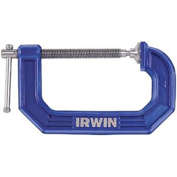 IRWIN QUICK-GRIP C Clamp, 6-Inch (225106)