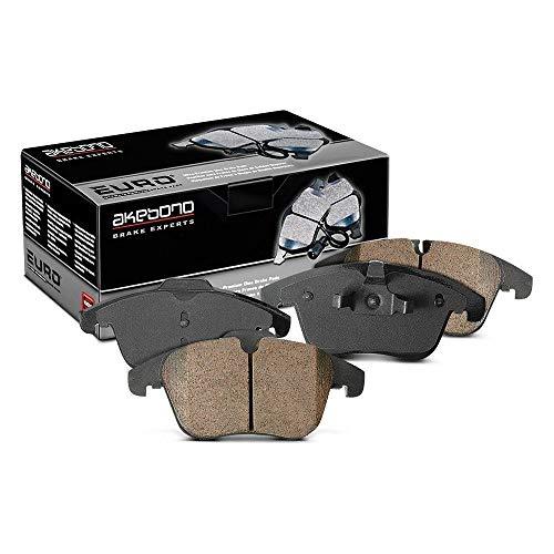 Akebono EURO Ultra-Premium Ceramic Disc Brake Pads | Amazon