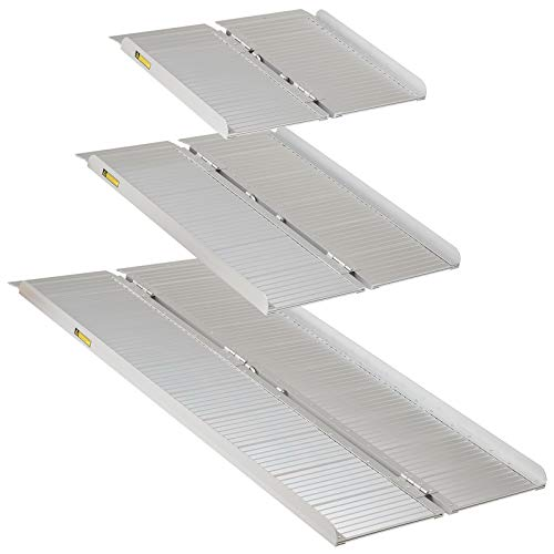 Supportec Portable Wheelchair Ramp - Choice of Size