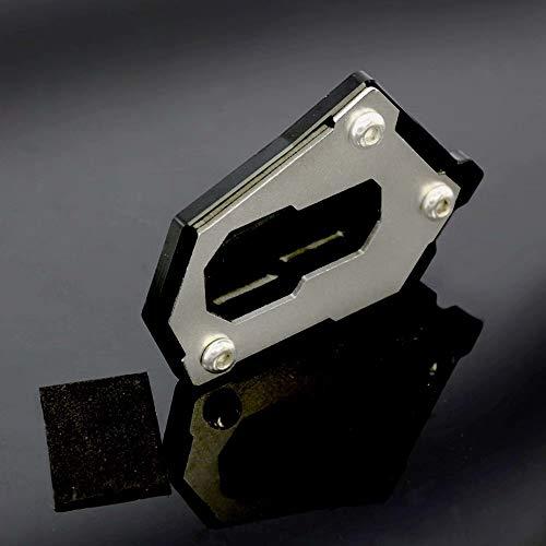 Allargatore per cavalletto laterale, piatto allargatore per cavalletto laterale per B-MW R 1200 GS LC/R 1200GS LC Adventure
