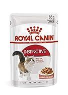 Royal Canin Adult Instinctive Gravy Wet Pouch 12 x 85g