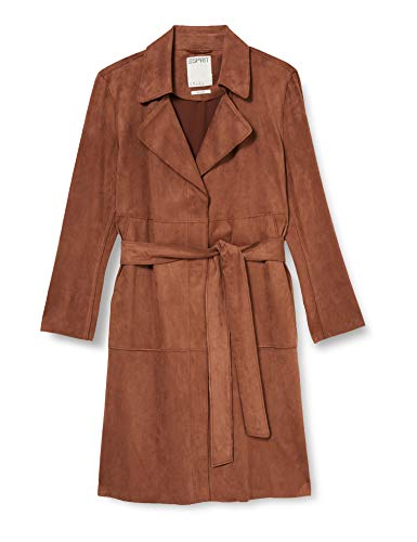 ESPRIT 080ee1g339 Giacca, 210/Brown, 44 Donna