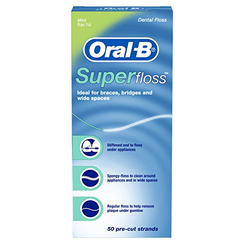Oral-B Superfloss tandzijde