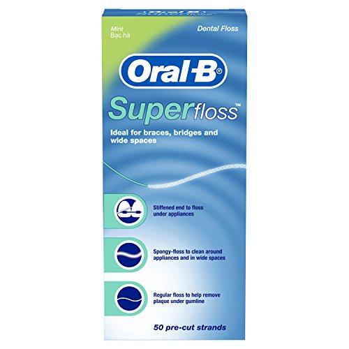 Oral-B Superfloss Zahnseide