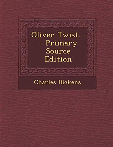 Oliver Twist, 3rd Editionの詳細を見る
