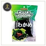 WEL-PAC Fueru Wakame Dried Seaweed 57 g (2 Pack)
