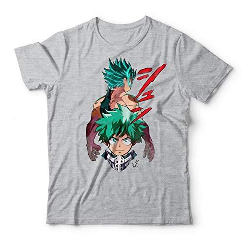 Camiseta Boku No Hero Deku