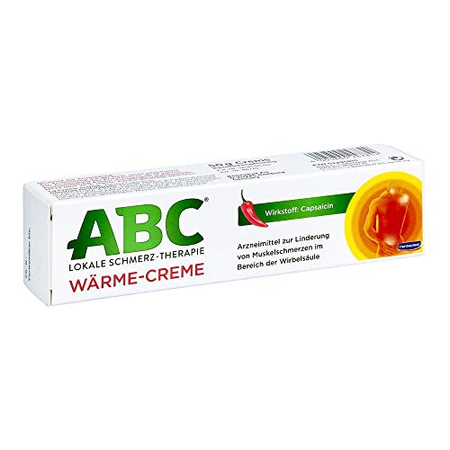 HANSAPLAST med ABC Waerme Creme Capsicum, 50 g