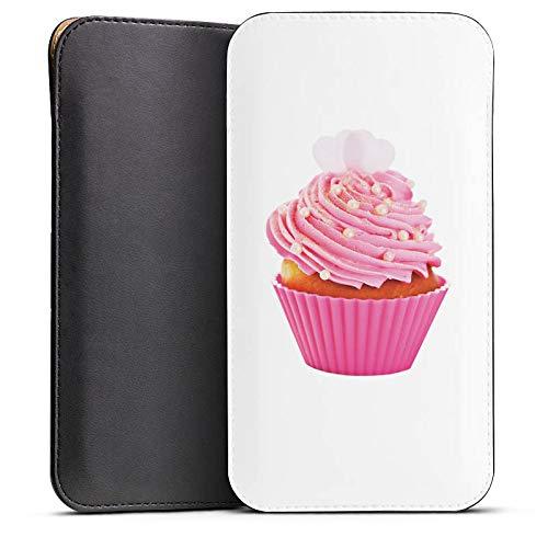 DeinDesign Cover kompatibel mit Wiko Jimmy Hülle Tasche Sleeve Socke Schutzhülle Muffin Kuchen Cake